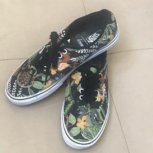 Tropical Vans Lace Up Sneaker, Men's 11